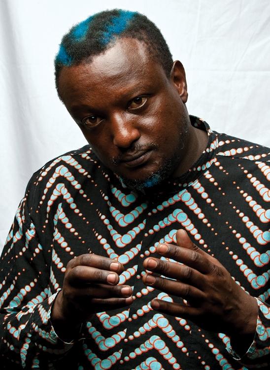 Binyavanga Wainaina