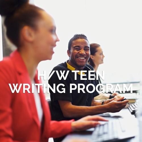 Teen Writers Workshops 114