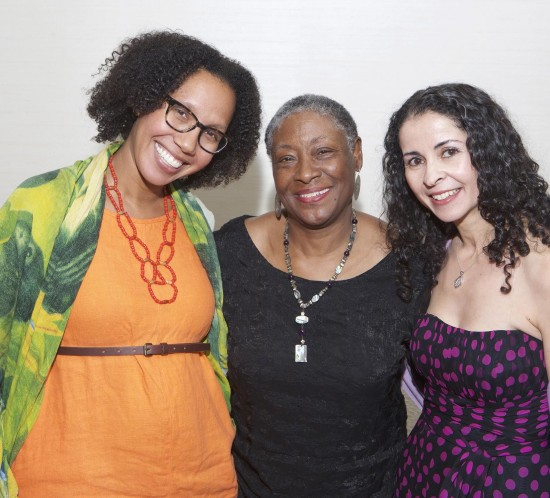 Tiphanie Yanique, Marita Golden and Laila Lalami