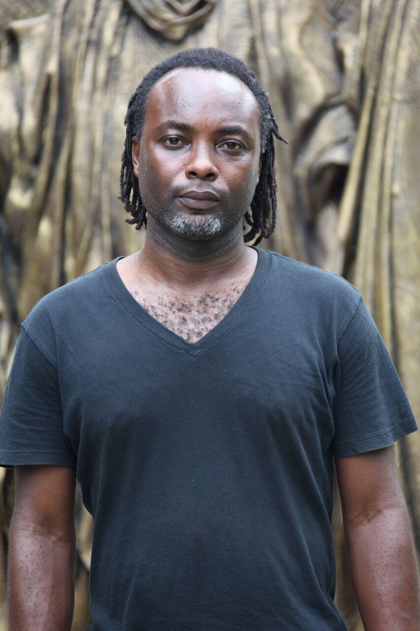 A. Igoni Barrett (credit Victor Ehikhamenor)